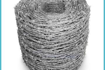 Le fil de fer Barbelé